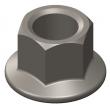 Гайка крепления трубки турбины Cummins 6BT, EQB, ISLe 8.9, QSL9, ISX15 3902662  0
