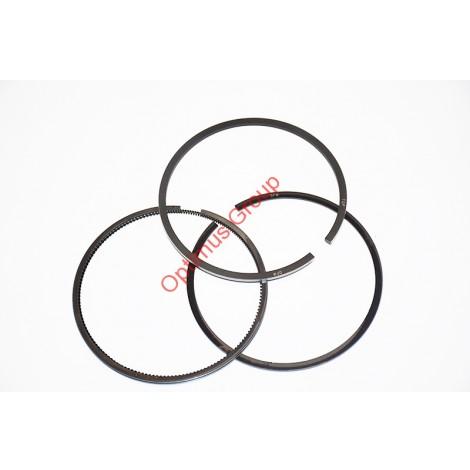 Кольца поршневые 4BT, 6BT, G6B5.9 (комплектна поршень) (ДВС на газе) (3802951, 3802790)