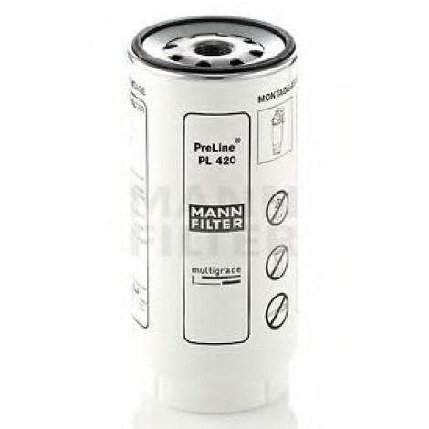 Фильтр PL420 с крышкой 740.30-1105010