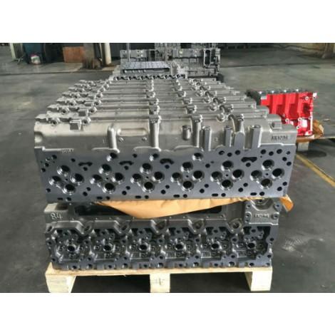 Головка блока цилиндров 6ISLe Е-3/Е-4 без клапанов 4942137 5320745 4987983