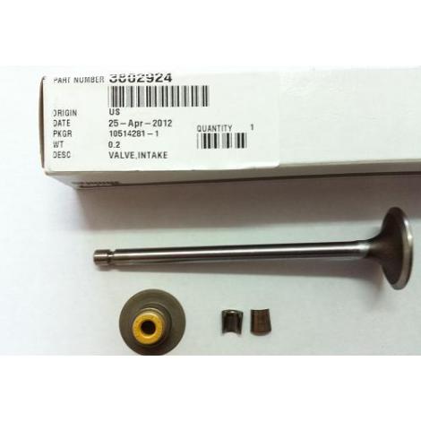 Клапан впускной 6ISBe/ISF 3.8 С3940735/3802924