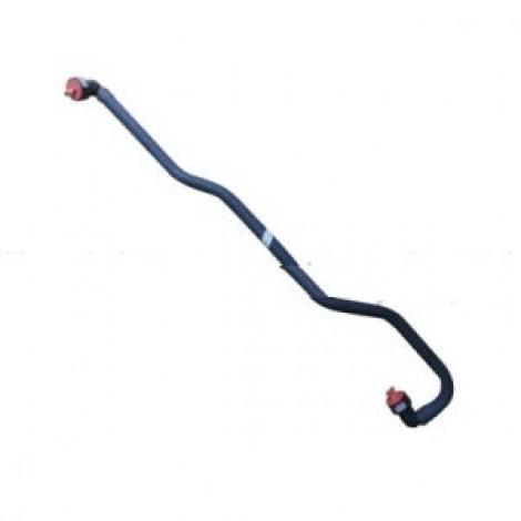 Трубка топливная от фильтра к ТНВД Cummins ISLe 4946580 (длинная пластиковая с коннекторами)